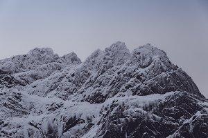 Snowy Mountains #07