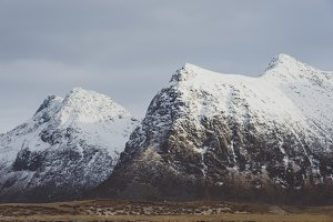 Snowy Mountains #10