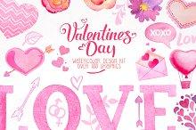 Valentine Day Design Kit