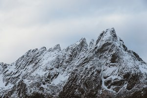 Snowy Mountains #12