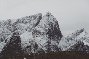 Snowy Mountains #14