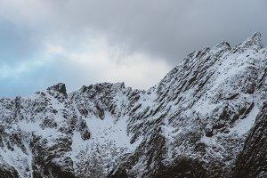 Snowy Mountains #17