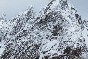 Snowy Mountains #16