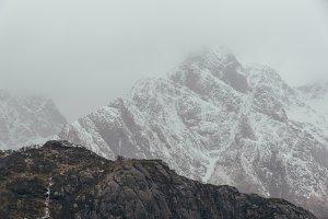 Snowy Mountains #23