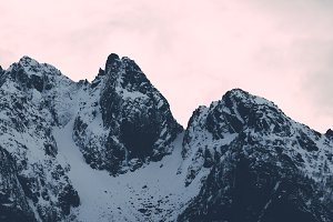 Snowy Mountains #24
