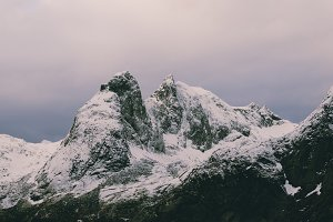 Snowy Mountains #26