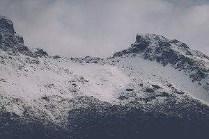 Snowy Mountains #27