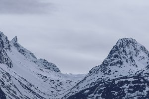 Snowy Mountains #29