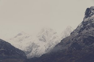 Snowy Mountains #30