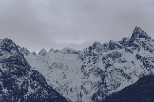 Snowy Mountains #31