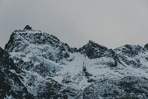 Snowy Mountains #33