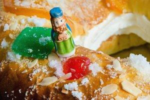 Kings cake Gaspar
