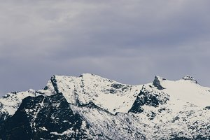 Snowy Mountains #35