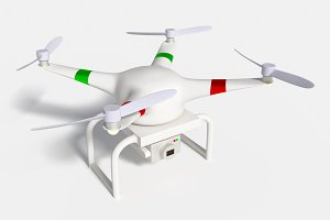 Drone or quadcopter