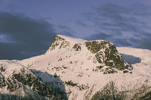 Snowy Mountains #36