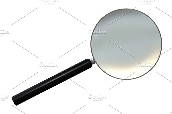Loupe Magnifying Glass