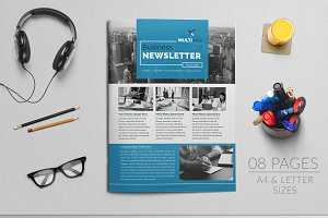 Corporate Newsletter