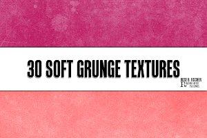 30 Soft Grunge Textures