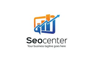 Seo Center Logo Template