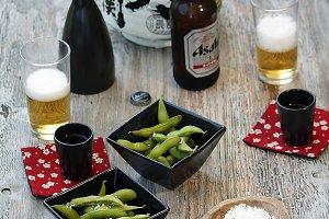 Beer and Sake
