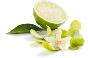 Zest of lime