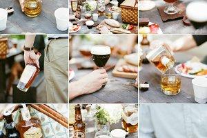 Bourbon & Beer Picnic Pics