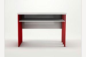 Minimalistic designed desk