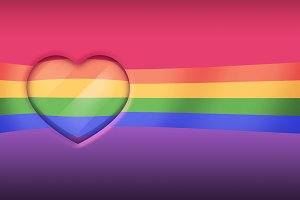 Rainbow Love, Homosexual background