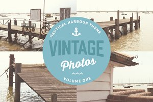 Vintage Harbour Photos