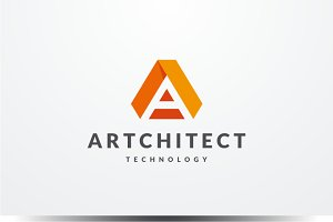 Architect - Letter A Logo