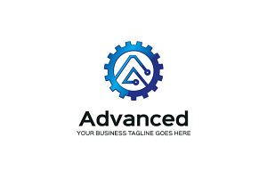 Advanced Logo Template
