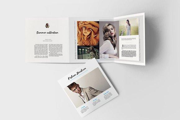 Fashion Square Brochure
