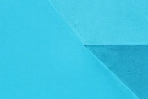 Triangles - Blue