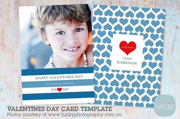AV005 Valentines Day Card
