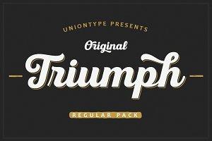 Triumph Regular Pack -30%