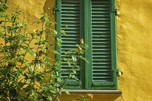 Summer exterior