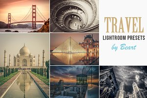 Landscape & Travel Lightroom Presets