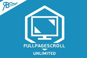 FullPageScroll Unlimited for Muse
