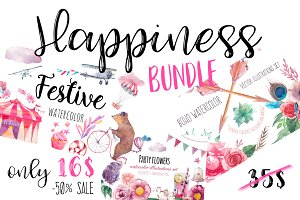 Happiness Bundle