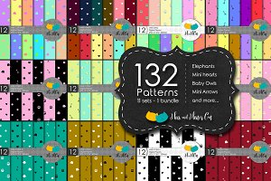 Mega bundle 132 patterns