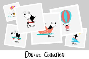 Dog & Bird Collection