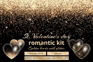 Valentine's day romantic kit