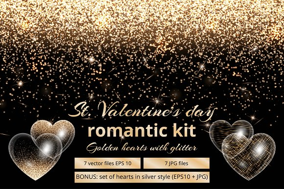 Valentine's Day Romantic Kit