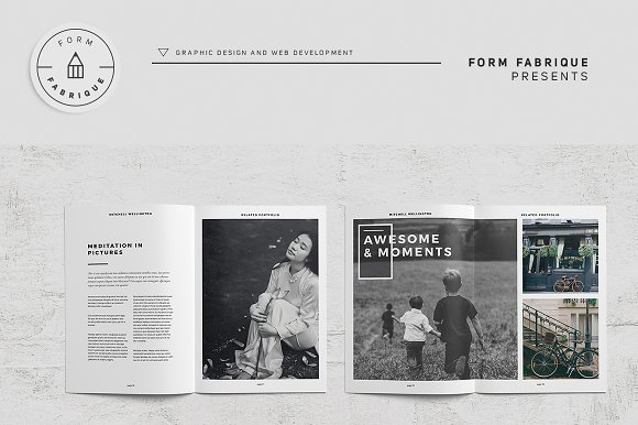 Related Portfolio in Brochure Templates - product preview 15