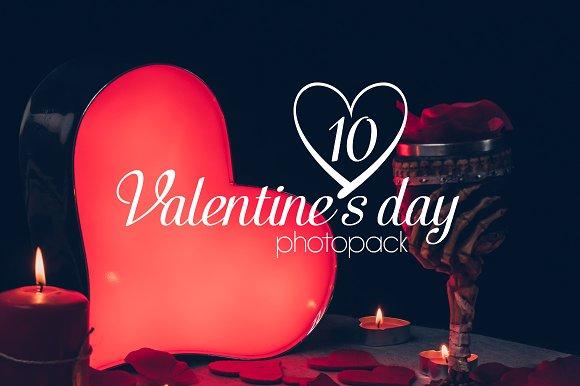 Valentine's Day Photo Pack