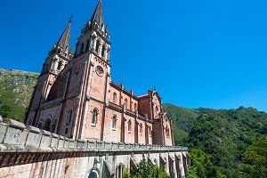 The Basilica of Covadonga