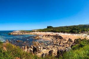 Toro Beach, LLanes, Asturias