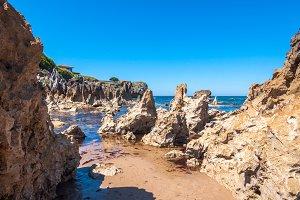 Toro Beach, Llanes, Asturias, Spain