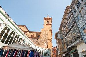 Oviedo Fontan market