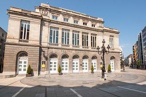 Campoamor theatre